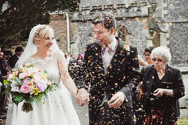 Английские традиции и обычаи_бракосочетание