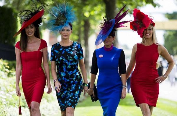 Английские традиции и обычаи_Ladies Day в Аскоте