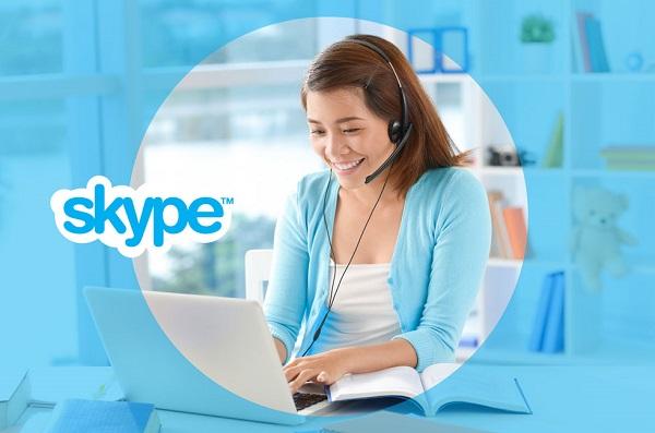 Как вы изучаете английский через Skype?
