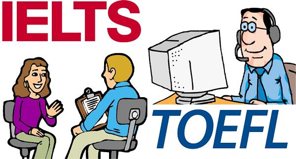 TOEFL и IELTS_разница
